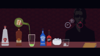 The Red Strings Club - Screen 2