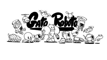Gato Roboto - Key Art
