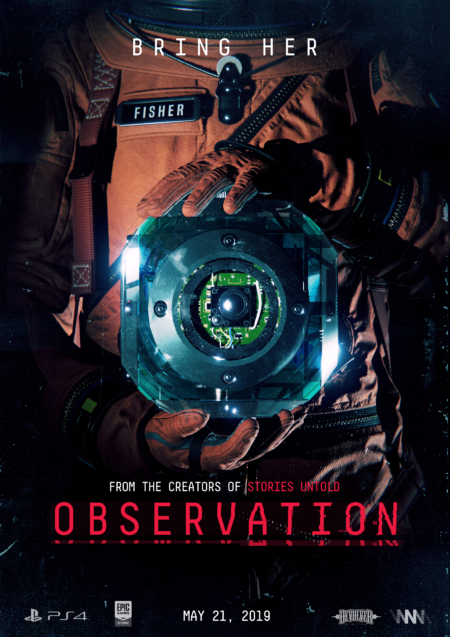 Observation - Launch Poster