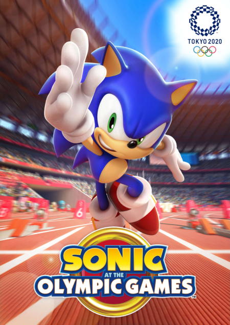 Sonic at the Olympic Games - KeyVisual