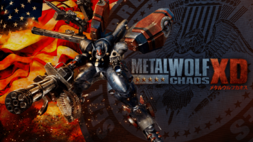 Metal Wolf Chaos XD - Key Art_1080