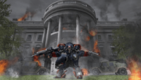 Metal Wolf Chaos XD - Screen 1