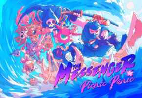 The Messenger_Picnic Panic - Key Art
