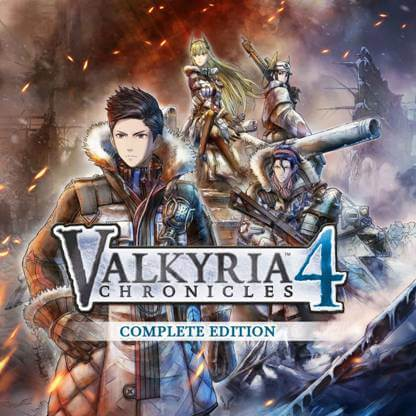 Valkyria Chronicles 4: Complete Edition Art