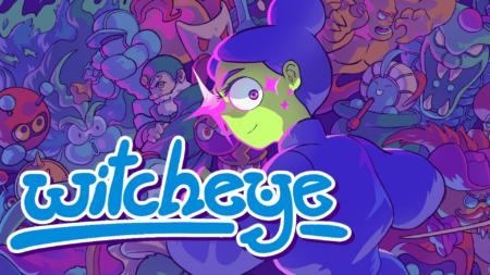 Witcheye - Key Art