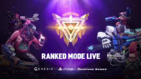 genesis-RANKED MODE