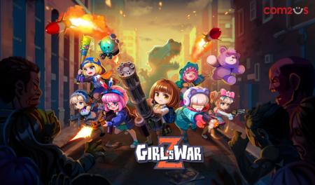 Girl's War Z Banner