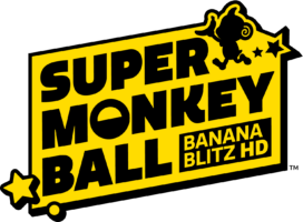 Super Monkey Ball Banana Blitz HD logo