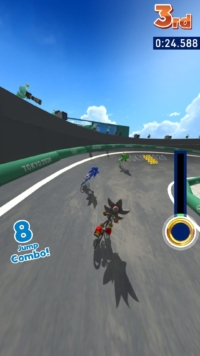 Sonic at the Olympic Games - Tokyo 2020 - Screenshot 02