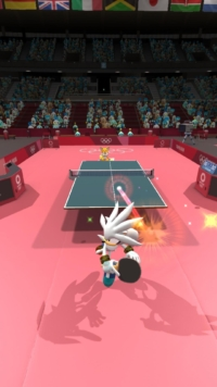 Sonic at the Olympic Games - Tokyo 2020 - Screenshot 03