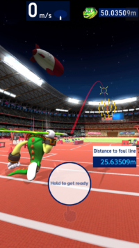 Sonic at the Olympic Games - Tokyo 2020 - Screenshot 04